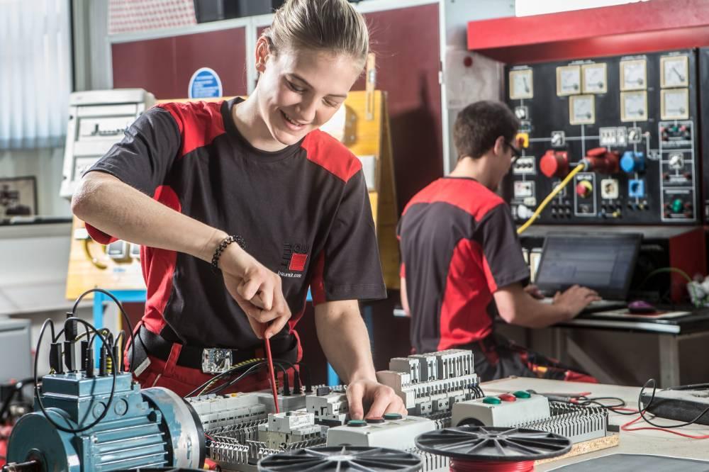 Ausbildungsberuf Elektroniker