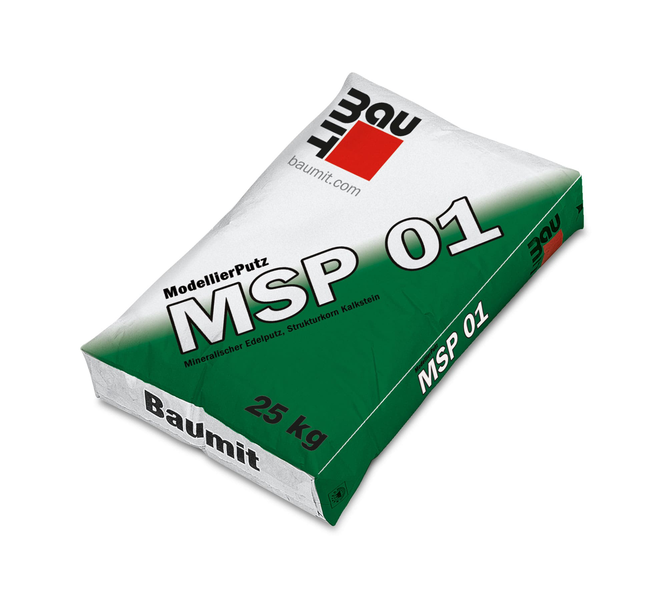 ModellierPutz MSP