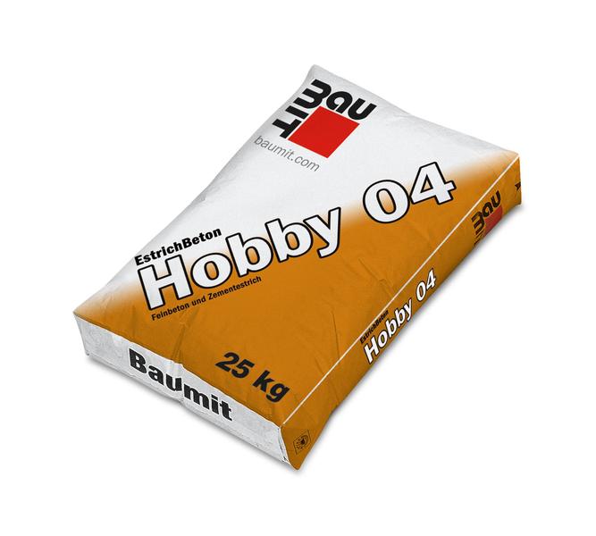 Fabulous Baumit.de | EstrichBeton HOBBY 04 HE56