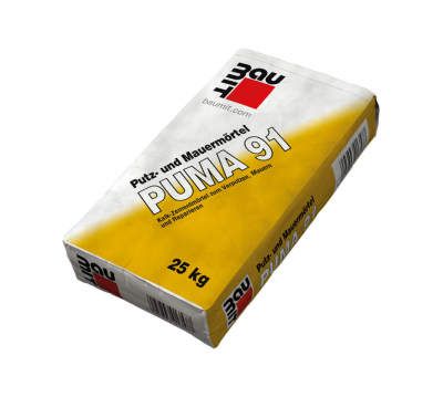 Putz- und Mauermörtel PUMA 91