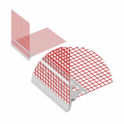 PVC-TropfkantenProfil überputzbar